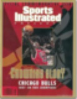 Chicago Bulls Sports Illustrated Crowning Glory