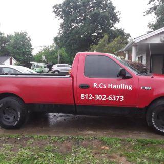 R,Cs hauling