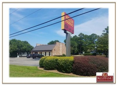 Former Wells Fargo Bank-1,860 SF Free Standing Building-For Sale-Pawleys Island, SC
