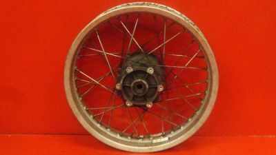 Sell 1999 BMW F650 F 650 F SERIES REAR RIM 36312345327 motorcycle in Tampa, Florida, US, for US $249.99