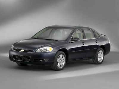 2013 Chevrolet Impala LT Fleet (Ashen Gray Metallic)