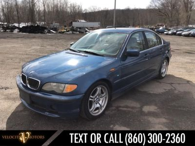 2002 BMW 3-Series 330i (Blue)