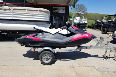 2015 Sea Doo Spark 3up IBR ROTAX® 900 HO ACE™ Convenience Package