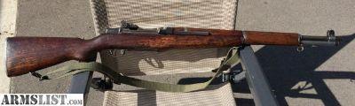 For Sale: M1 Garand SA Oct. '43