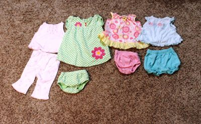 6 Months Outfits