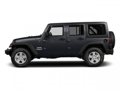 2017 Jeep Wrangler Unlimited Sport (Rhino Clearcoat)