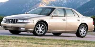 2002 Cadillac Seville STS (Sable Black)