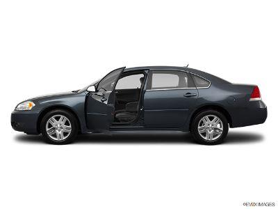 2011 Chevrolet Impala LT (SILVER ICE MET)