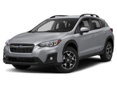 2019 Subaru Crosstrek Premium (Ice Silver Metallic)