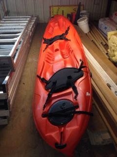 Double seat Kayak