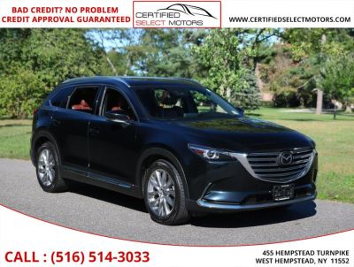 2016 Mazda CX-9 AWD 4dr Signature (Jet Black Mica)