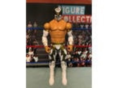 WWE Wrestling Mattel Basic Best of 2012 Sin Cara Figure