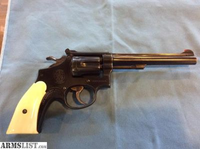 For Sale: Smith & Wesson K-22 .22LR