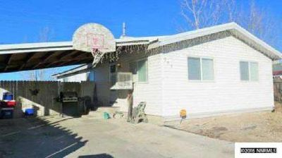 105 Bryson Drive Battle Mountain Three BR, Great starter home or