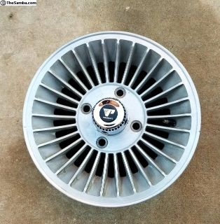 Western Turbine Wheels 14x130 5.5 Progresive