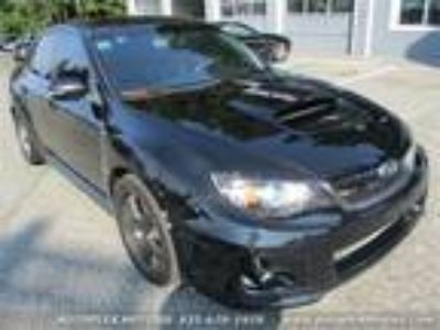 2011 Subaru Impreza WRX STI Limited 2.5L Turbo H4 305hp 290ft. lbs.