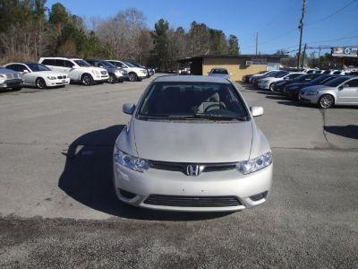 2006 Honda Civic Cpe LX AT