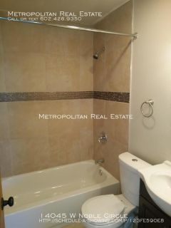 Single-family home Rental - 14045 W Noble Circle