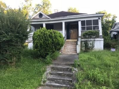 3 Bed 1 Bath Foreclosure Property in Macon, GA 31217 - Cowan St