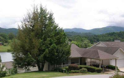 409 Admiral Point Hiawassee, In-town Three BR/2.5 BA home