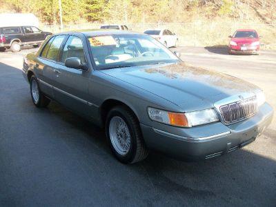 2000 Mercury Grand Marquis LS (Grey)