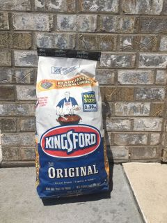 New kingsford charcoal for grill