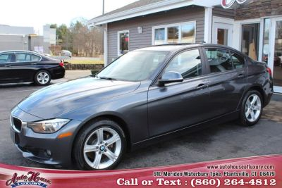2015 BMW 3-Series 4dr Sdn 328i xDrive AWD (Imperial Blue Metallic)
