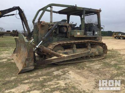 Cat D7F Military Crawler Dozer
