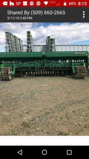 John Deere 1520 Grain Drill for sale in Mattawa, WA.