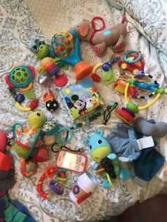 Baby Toys - 17 pieces