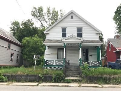 3 Bed 1 Bath Foreclosure Property in Bellows Falls, VT 05101 - Granger St