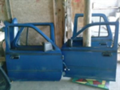 Parts For Sale: 95 4runner doors blue