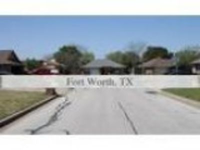 Auction Single Family Home for sale in Fort Worth TX