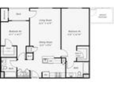 This great Two BR, Two BA sunny apartment is located in the area on Needham St.