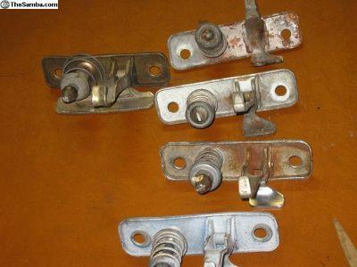 type 3 hood latches
