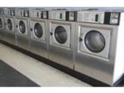 Wascomat Front Load Washer W125 ES 220v 60Hz 3PH USED
