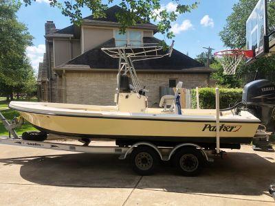 2005 Parker 2100 Big Bay