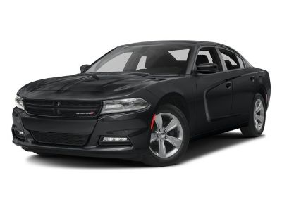2016 Dodge Charger SXT (Granite Pearlcoat)