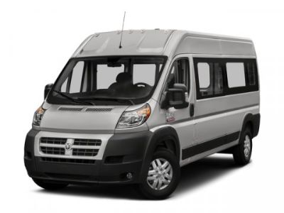 2016 RAM ProMaster 2500 2500 159 WB (Bright White Clearcoat)