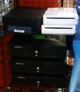 Ps2/Xboxes/WII Systems & Games
