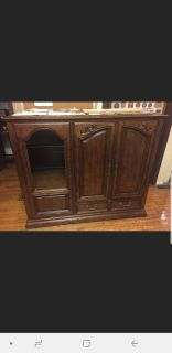 TV stand or cabinet