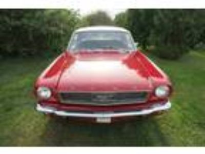 1966 Ford Mustang 3.3L Spint 200