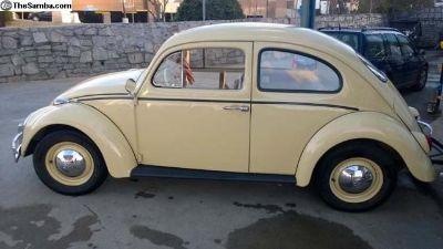 Single owner 1964 VW Bug