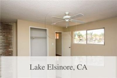 House in move in condition in Lake Elsinore. Washer/Dryer Hookups!
