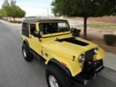 1984 Jeep CJ7 Renegade Classic Restored