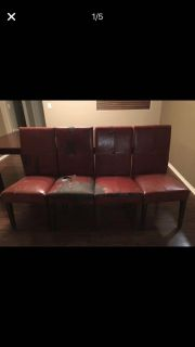 Pier 1 Dining Chairs