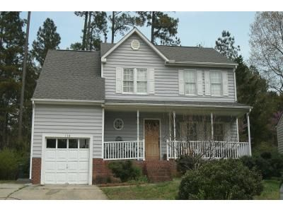 3 Bed 3 Bath Preforeclosure Property in Durham, NC 27713 - Wood Valley Ct