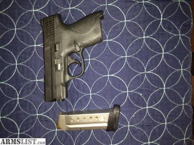 For Sale: S&W M&P Shield .40