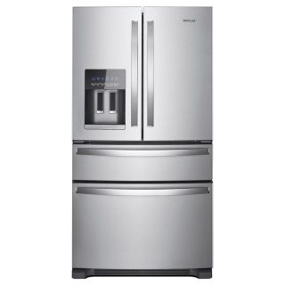 SALE * Whirlpool 25 cf French Door Refrigerator NEW WRX735SDHZ